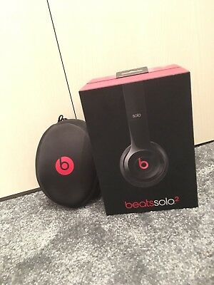 View Details Beats By Dr. Dre Solo 2 Headphones (Apple) Open To Offers (On Ear) Earphones • 70.00£