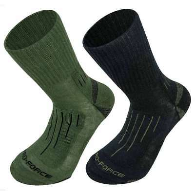 Highlander Crusader Military Army Socks Coolmax Breathable Reinforced Padded • 7.45£