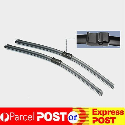AU23.90 • Buy Windscreen Wiper Blades For Ford Focus LS LT LV LX 2005 - 2011 Front Pair