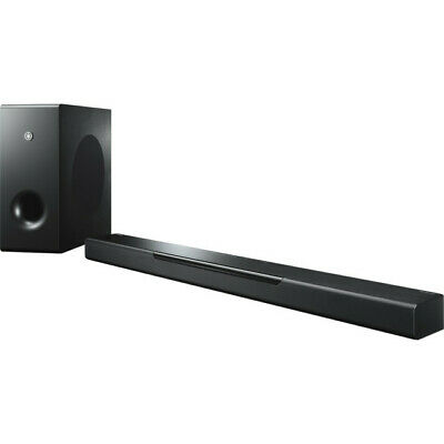 AU873 • Buy YAS408B Musiccast Bar 400 Soundbar Inc Wireless Sub - Yamaha Includes Wireless