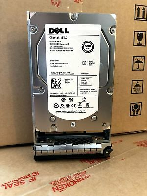 $ CDN119.23 • Buy NEW Dell W347K 0W347K ST3600057SS 600GB 15K 6G 3.5  SAS HARD DRIVE With Tray