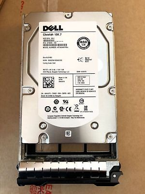 $ CDN141.95 • Buy Dell W347K 0W347K ST3600057SS 600GB 15K 6G 3.5  SAS HARD DRIVE With Tray NEW