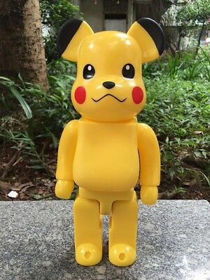 $48.99 • Buy MEDICOM BE@RBRICK Pikachu 2018 Series Bearbrick Figure 400% Luxury Limited Toy