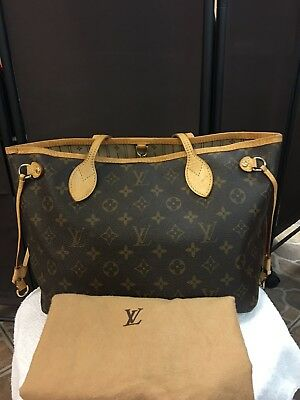515b30ce58de Authentic Louis Vuitton Neverfull PM Monogram • 890.00