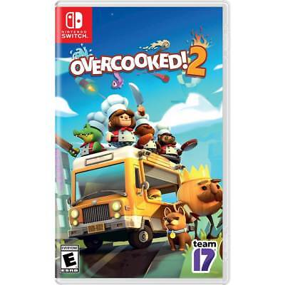 View Details Overcooked! 2 - Nintendo Switch • 29.99$