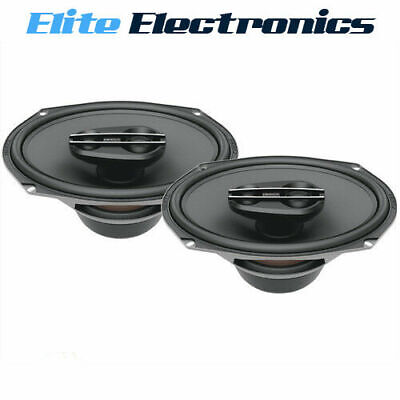 AU345 • Buy Hertz Cento Cpx 690 6x9  3-way 360w Coaxial Speakers W/ Grille Cpx690