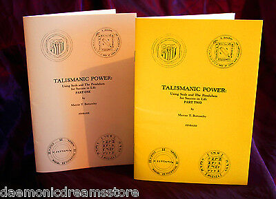 £36.70 • Buy TALISMANIC POWER Marcus T Bottomley Finbarr Occult Grimoire Magick Magic Wicca