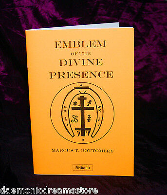 £26.70 • Buy EMBLEM OF THE DIVINE PRESENCE  Finbarr Occult.  Magic. Marcus T. Bottomley