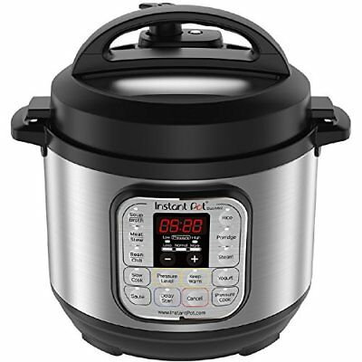 $81.24 • Buy Instant Pot Duo Mini Multi-Use Programmable Pressure Cooker, Slow Cooker, Rice C