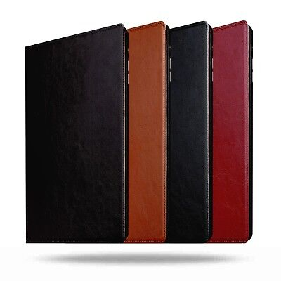 $39.99 • Buy Apple IPad Pro 12.9  (3rd Generation) Genuine Leather Folio Stand Case Cover