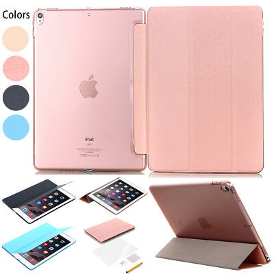 AU17.92 • Buy IPad Pro 10.5/12.9 Inch 2017 Case Slim Leather Auto Wake/Sleep Smart Stand Cover