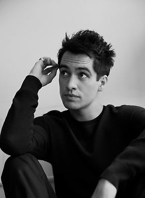 Panic At The Disco Brendon Urie Poster  A5..a4..a3..a2.a1. Options  • 6.50£