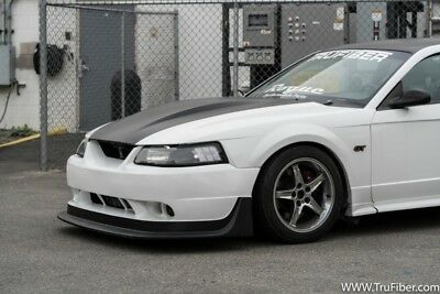 $359 • Buy 99-04 Ford Mustang TruFiber 2  Cowl Body Kit- Hood!!! TF10023-A49-2
