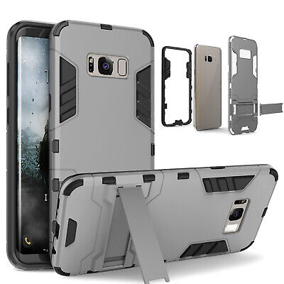 $ CDN8.54 • Buy Armor Hybrid Double Layers Case With Stand For Samsung Galaxy Note 5