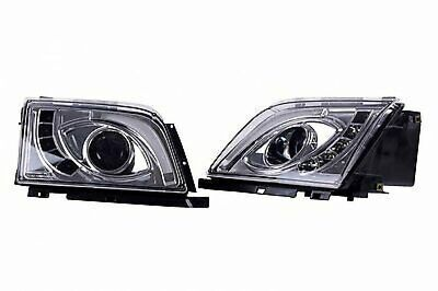 $449 • Buy 1990 91 92 93 For Mercedes R129 300SL Head Lights Lamps Right Hand Driver Use