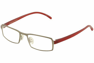 4e95dde456b6 Porsche Design Eyeglasses P8146 P 8146 C Gunmetal Titanium Optical Frame  53mm • 149.95