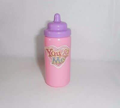 AU7.92 • Buy Vintage You & Me Baby Doll Pink & Purple Bottle Toy Replacement Accessories