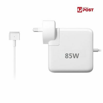 AU34.99 • Buy 85W Magsafe2 T Power Charger Adapter For Apple Mac Macbook Pro 15'' 17'' A1398