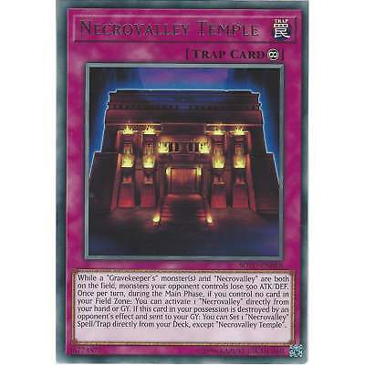 Yu-Gi-Oh TCG: Necrovalley Temple - SOFU-EN068 - Rare Card - Unlimited Edition • 0.99£