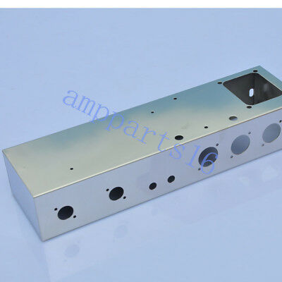 AU44.29 • Buy 1pc 5E3 Tweed Deluxe Stainless Steel Chassis For DIY Guitar Tube Amp