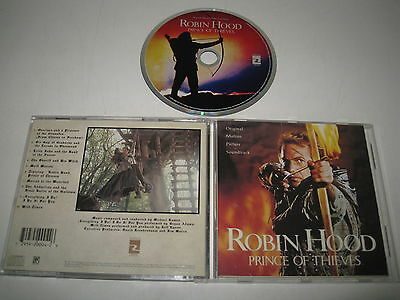 Robin Hood/Soundtrack/Michael Kamen (Morgan Creek / 2959-20004-2) CD Album • 12.23£