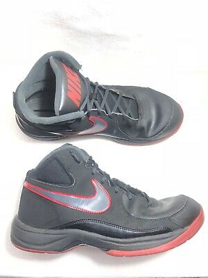 NIKE Men s The Overplay VII NBA High Top Basketball Shoes 511373-003 Size  12 • 84a3a25b4