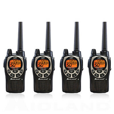 Midland Walkie Talkie >> Midland Gxt1000vp4