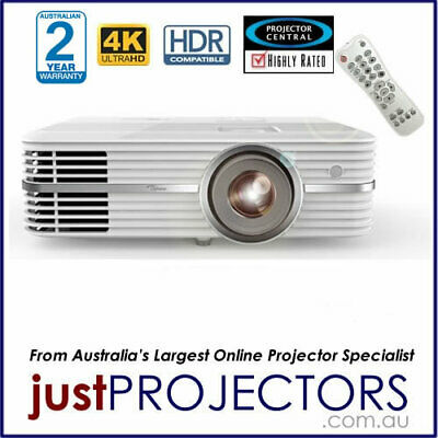 AU2499 • Buy Optoma UHD50 4K Home Theatre Projector From Just Projectors. 3yr Aussie Warranty
