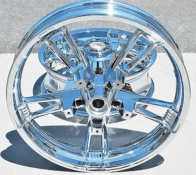$1345 • Buy Harley 2014-2019  Street Glide FLHX,Special, Road Glide  Chrome Rims Outright