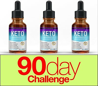 Keto Diet Shred Advanced Best Weight Loss To Burn Fat Fast Three Months Supply • 39.97$