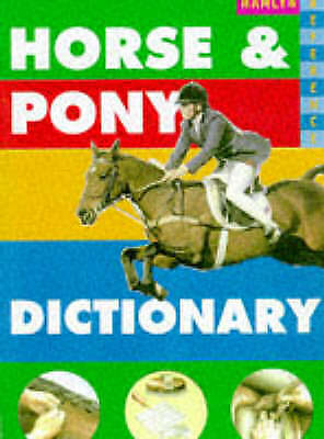 £3.13 • Buy Horse And Pony Dictionary, Owen, Robert, Very Good Book