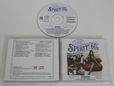 Various / The Spirit Of The 60'S 1965 The Beat Goes On (TL 531/09) CD Album • 11.47£