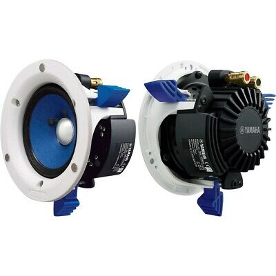 AU247.90 • Buy NS-IC400 YAMAHA 4  90W Ceiling Speakers(Pair) Sealed Back Cover To Protect From
