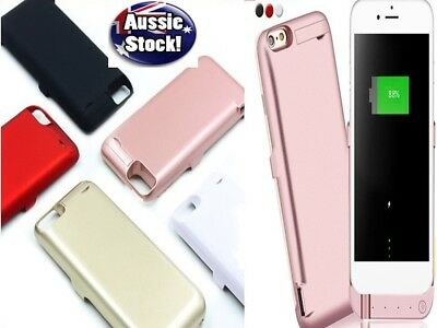 AU27.98 • Buy  Power Bank 10000mAh Charger Battery Case For Apple IPhone 8 7 6s 6 Plus - AUS