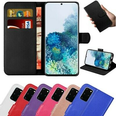 $ CDN5.07 • Buy Case Cover For Samsung Galaxy S21 S20 Ultra Plus Wallet Leather Magnetic Luxury