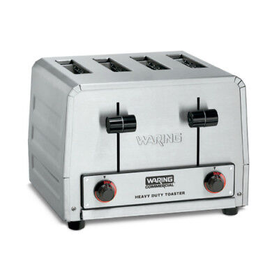 Waring WCT800 Heavy-Duty Commercial Toaster • 375$