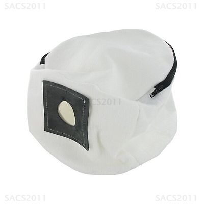 Washable Cloth Bag To Fit Henry Hetty Hoover Vacuum Cleaner Zipped Reusable • 5.24£