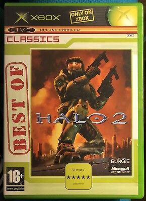 $ CDN21.67 • Buy XBOX HALO VIDEO GAME  2 - Best Of Classics - Live Online Enabled PAL