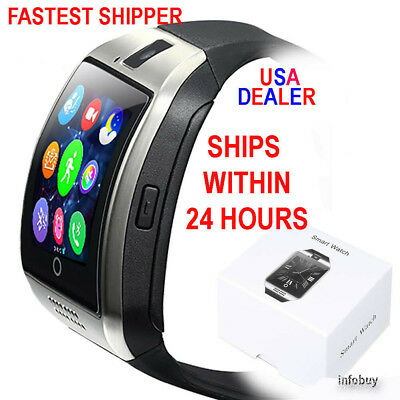 $ CDN19.34 • Buy High Quality Smart Watch Bluetooth Smartwatch Phone With Camera- SHIPS In 24HRS