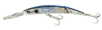 Yo-Zuri Crystal 3D Minnow Floating Jointed Deep Diver 5 1/4 Inch Crankbait • 10.08£