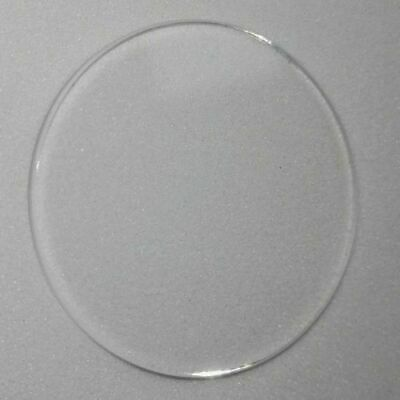 £3.25 • Buy Quality Watch Glass Mineral Crystal Face Flat Round 0.8mm Thick Ø 12.1mm - 30mm