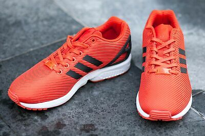 adidas zx flus rosse