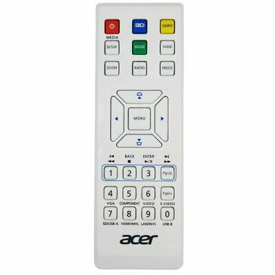 Genuine Acer H6517ST Projector Remote Control • 19.49£