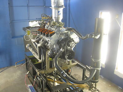 1969 ZL1 427  3946052 ENGINE  Restored  On The Dyno &  ZL1& Kits  260-4176566  • 20,700$