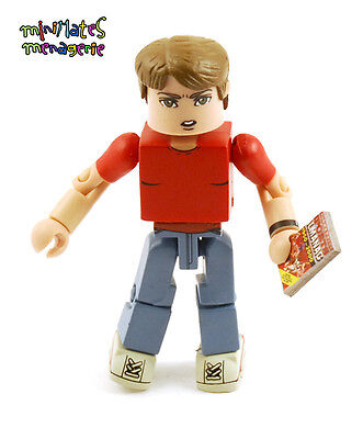 Back To The Future Minimates Previews Exclusive Marty McFly • 11.07£