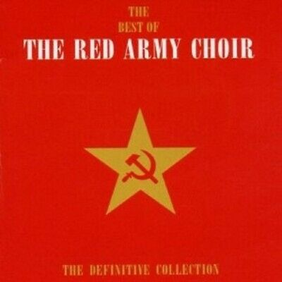 £26.99 • Buy The Red Army Choir  Definitive Collection  2 Cd New