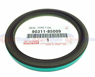 AU38.90 • Buy GENUINE Toyota 4RUNNER LN106 LN107 LN111 LN130 3L Crankshaft Rear Main Oil Seal