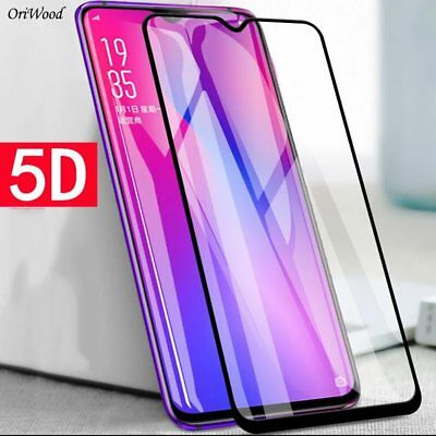 AU4.99 • Buy For OPPO A9 A5 2020 A52 A53 A91 9H Full Coverage Tempered Glass Screen Protector