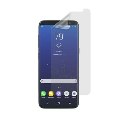 $ CDN4.02 • Buy 2pcs. Front Soft Clear Screen Protector For Samsung Galaxy S9 LCD Display Saver