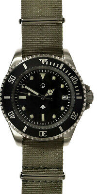 $ CDN282.30 • Buy MWC 300m / 1000ft Stainless Steel Quartz Military Divers Watch